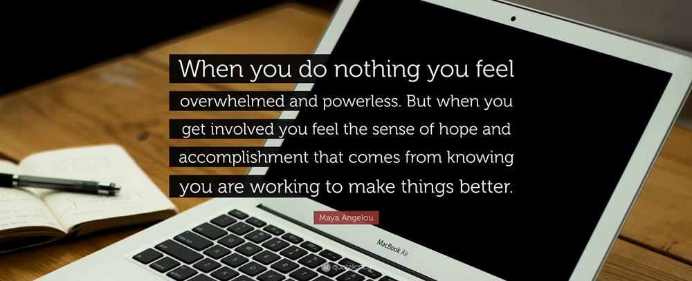 Motivation of work